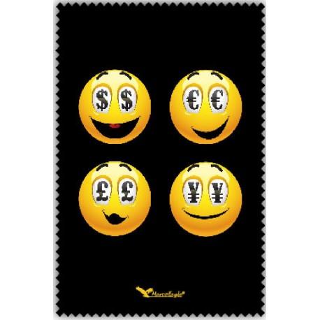 Chif' Fou' Net Smiley Emoti Money