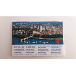 Magnet Le Pont d'Avignon