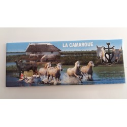 Magnet Panoramique Camargue