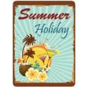 Sticker Cleaner Summer Holiday