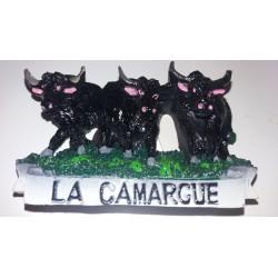 Magnet Résine Camargue 2 Chevaux