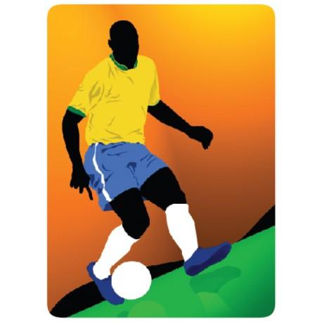 Brésil Foot