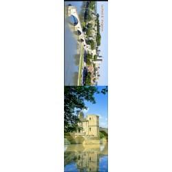 Marque Page Magnétique  Personnalisé Pont d'Avignon