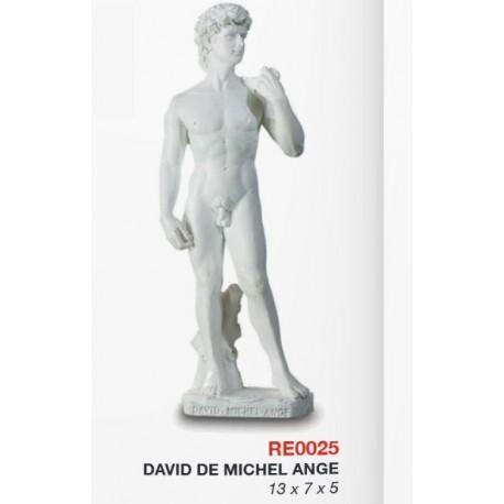 Statuette David de Michel Ange