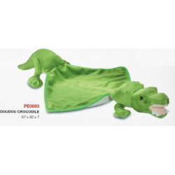 Doudou Peluche Crocodile