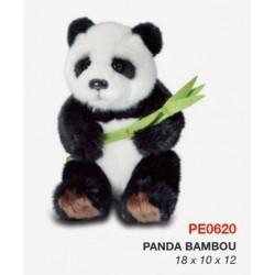Peluche Panda Bambou