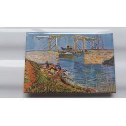 Magnet Van Gogh Le Pont de Langlois Arles