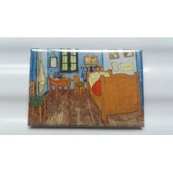 Magnet Van Gogh La Chambre de Vincent à Arles
