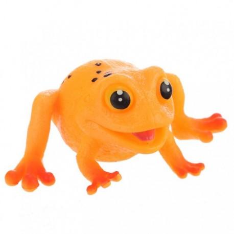 Oeuf Grenouille à Presser - Orange