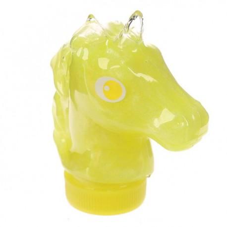 Tête de Licorne - Pâte Slime