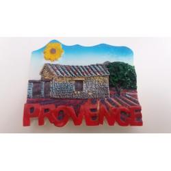 Magnet Résine Provence