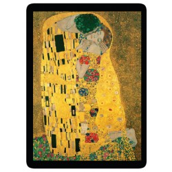 Sticker Cleaner Klimt Baiser