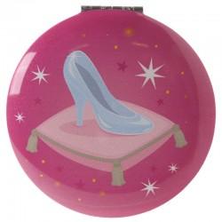 Miroir Pantoufle de Verre Princesse