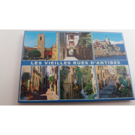 Magnet Antibes - Les Vieilles Rues