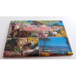 Magnet Bormes les Mimosas - Au pays des Cigales
