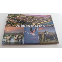 Magnet Aigues-Mortes - Multivues