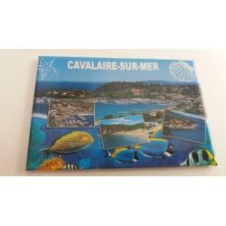 Magnet Cavalaire-Sur-Mer - 4 Poissons