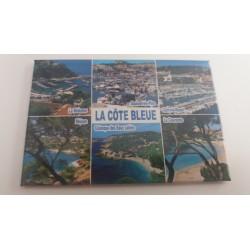 Magnet La Côte Bleue - Multivues