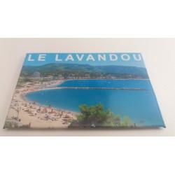 Magnet Le Lavandou