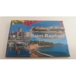 Magnet Saint Raphaël - Multivues