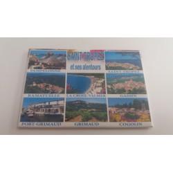 Magnet Saint Tropez et ses Alentours