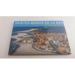 Magnet Saintes Maries de la Mer - Aérien
