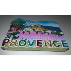 Magnet Résine Provence - Village