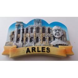 Magnet Résine Arles