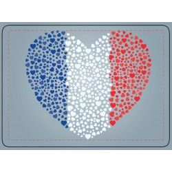 Sticker Cleaner Coeur France