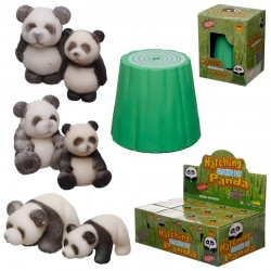 Eclosion Oeuf Arbre Magique - Panda