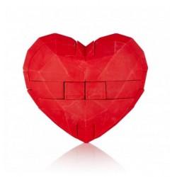 Gomme Puzzle Coeur