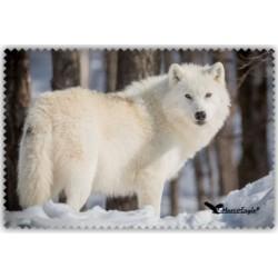 Chif' Fou' Net Loup Blanc