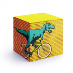 Bloc Notes T-Rex (650 Feuilles)