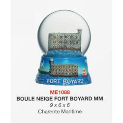 Boule de Neige Fort Boyard
