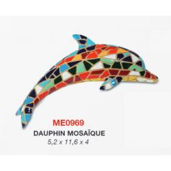 Dauphin Mosaïque