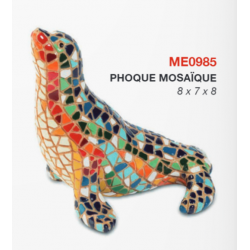 Phoque Mosaïque