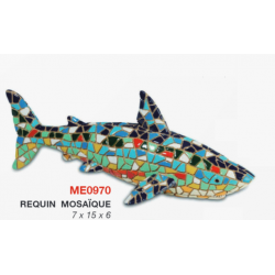 Requin Mosaïque