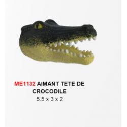 Magnet Tête de Crocodile