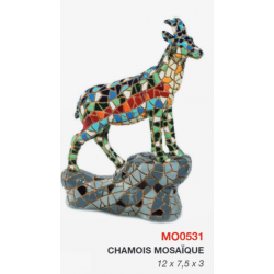 Chamois Mosaïque