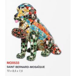 Saint Bernard Mosaïque