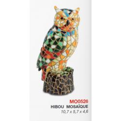 Hibou Mosaïque