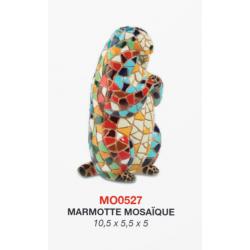 Marmotte Mosaïque