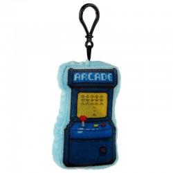 Porte-clés Peluché Sonore Game Over - Arcade