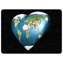 Sticker Cleaner Coeur Terre