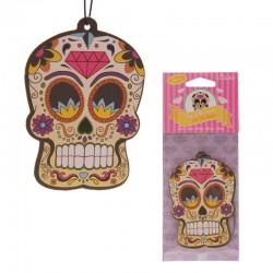 Désodorisant Jour des Morts Mexicains 1