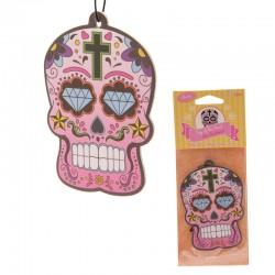 Désodorisant Jour des Morts Mexicains 2