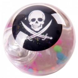 Balle Rebondissante Lumineuse Pirate (Rose)