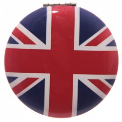 Miroir Rond Union Jack