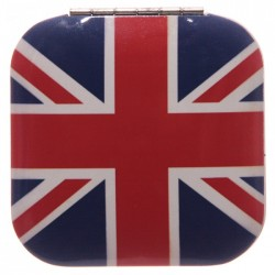 Miroir Carré Union Jack