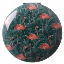 Miroir Flamant Rose 4